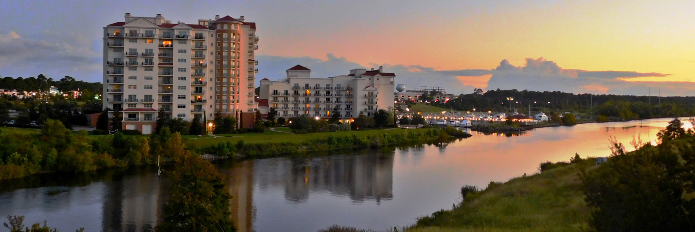 BREATHTAKING VIEWS OF THE GRAND STRAND